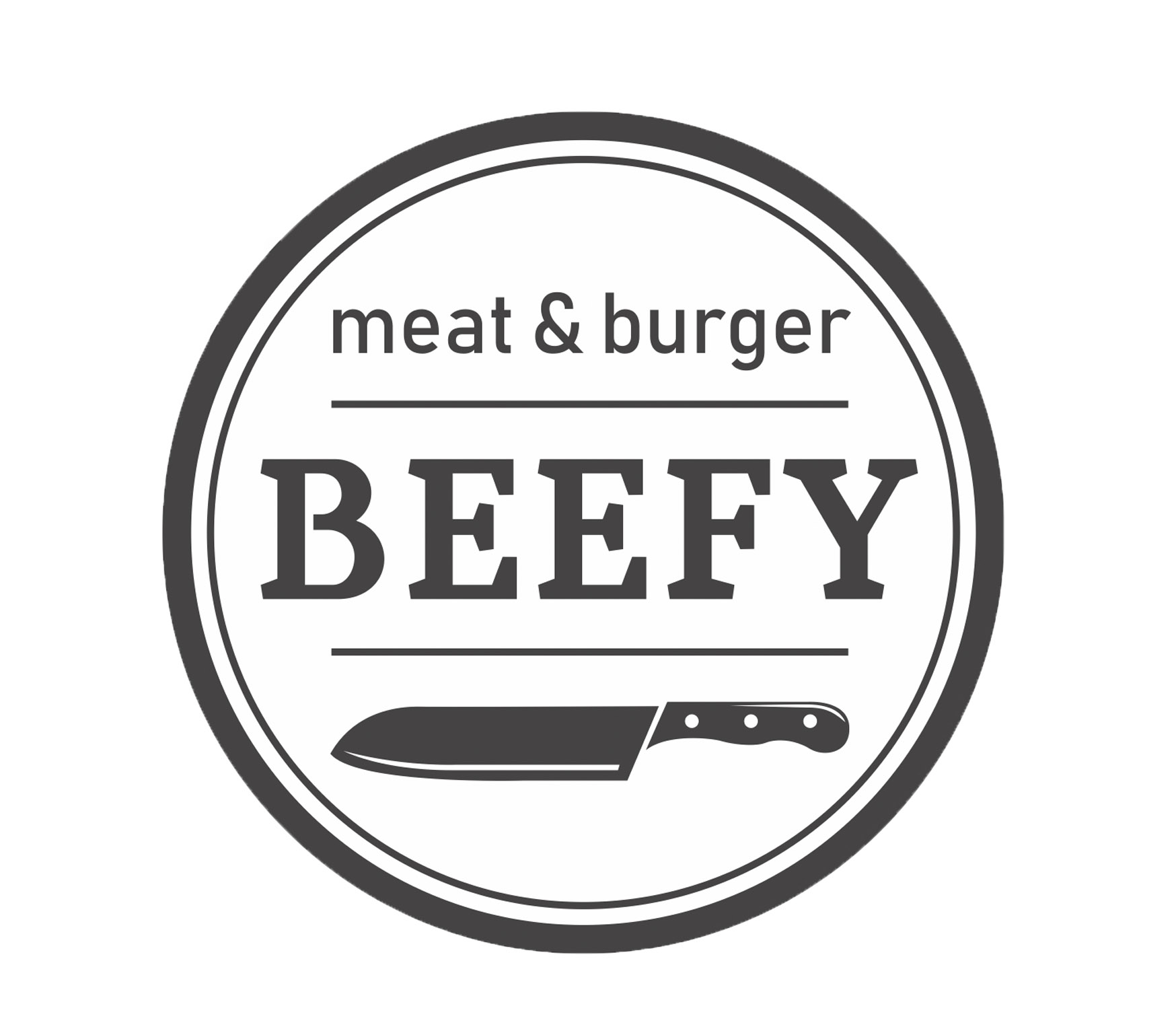 Beefy meat&burger